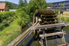 Wasserrad in Ebermannstadt