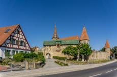 Wehrkirche in Effeltrich