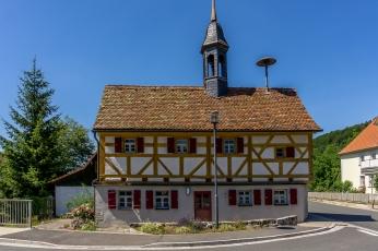 Glockenhaus in Unterzaunsbach