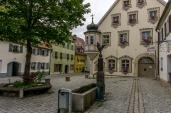 Marktplat in Gräfenberg