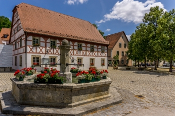Marktplatz in Heiligenstadt