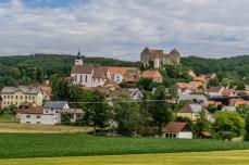 Hiltpoltstein mit Burg