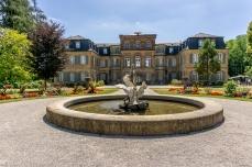 Schloß und Park Fantaisie in Donndorf