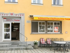 Alte Edelbrennerei in Ebermannstadt
