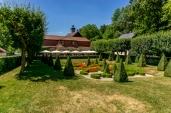 Schlosscafe in Sanspareil