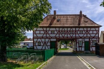 Altes Stadttor in Eggolsheim