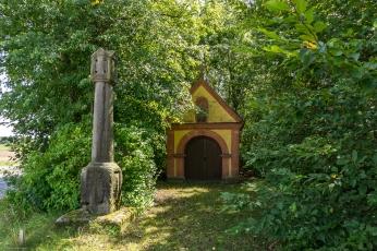 kleine Kapelle aus dem Jahre 1743