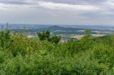 Blick vom Flugplatz ins Regnitztal