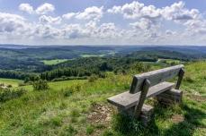 Blick vom Neubürg in südliche Richtung