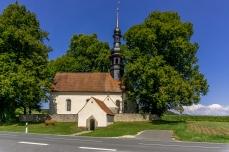 St. Rupert Kapelle in Obernsees