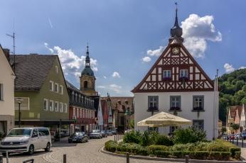 Altes Haus in Pegnitz