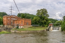 Wasserkraftwerk Schwedengraben