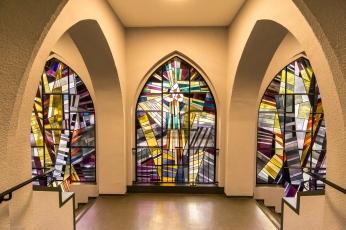 Friedenskirche in Ffm-Gallus