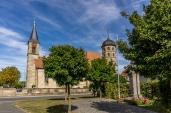 Kirche in Poxdorf