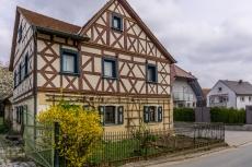 Fachwerkhaus in Mittelehrenbach