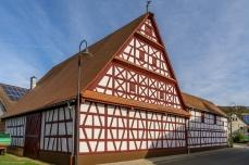 Schullasbauernscheune, Mittelehrenbach