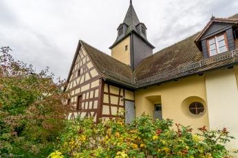 Herrenzimmer der Kirche, Ermreuth