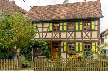 Wohnhaus, Großenbuch