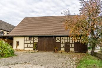 """""""Stodel"""" des Gasthauses Dorn, Großenbuch"""