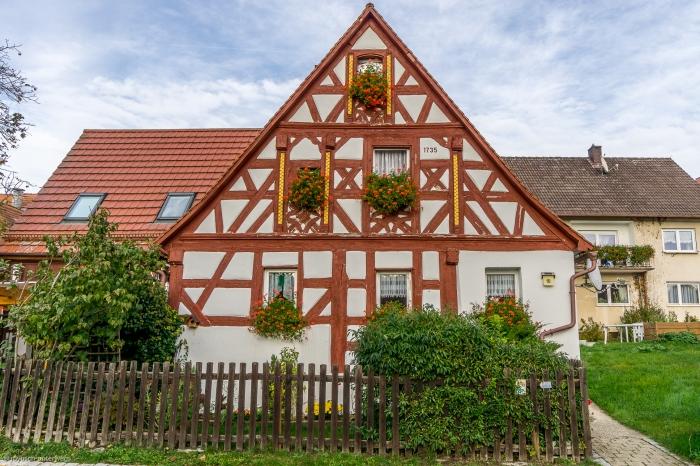 Fachwerktouren in der Fränkischen Schweiz