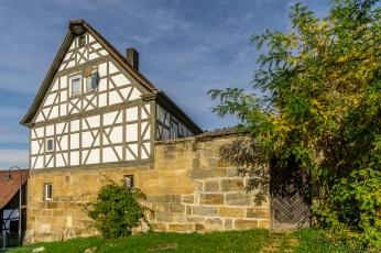 Pförtnerhaus des Schlosses, Wiesenthau