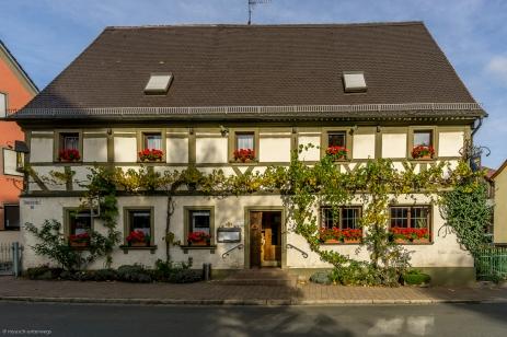 """Landgasthof """"Zur Sonne"""", Kirchehrenbach"""