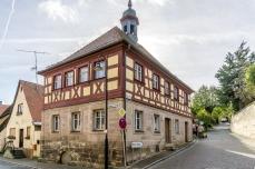 ehemaliges Rathaus, Kirchehrenbach