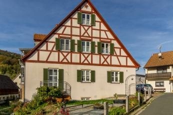 Wohnhausneubau, Leutenbach