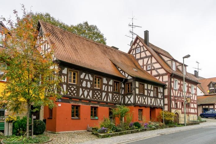 Ensemble Forchheimer Straße, Kunreuth