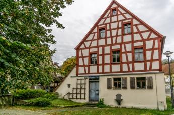 Wohnhaus, Pommer