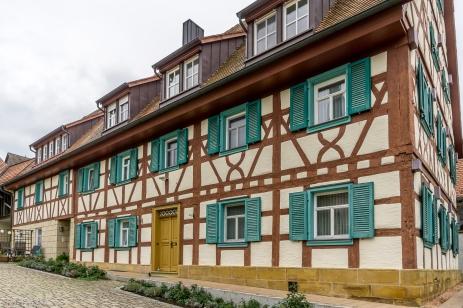 Beckn-Haus, Hetzles