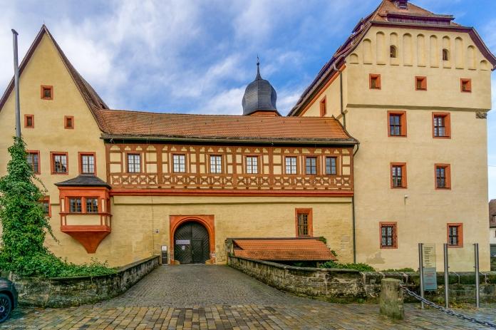 Kaiserpfalz in Forchheim