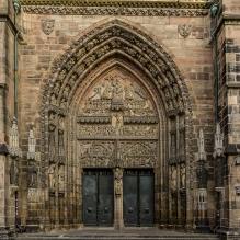 Lorenzkirche Westeingang