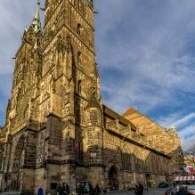 Lorenzkirche südwestliche Seite