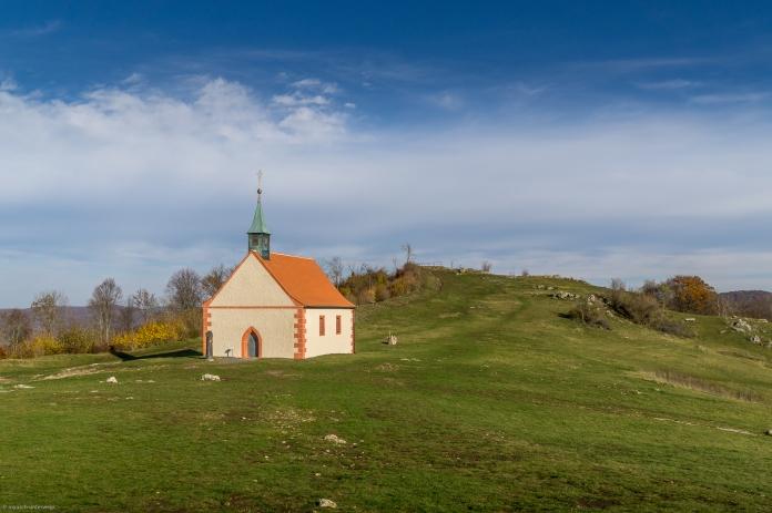 St Walburgis - Kapelle