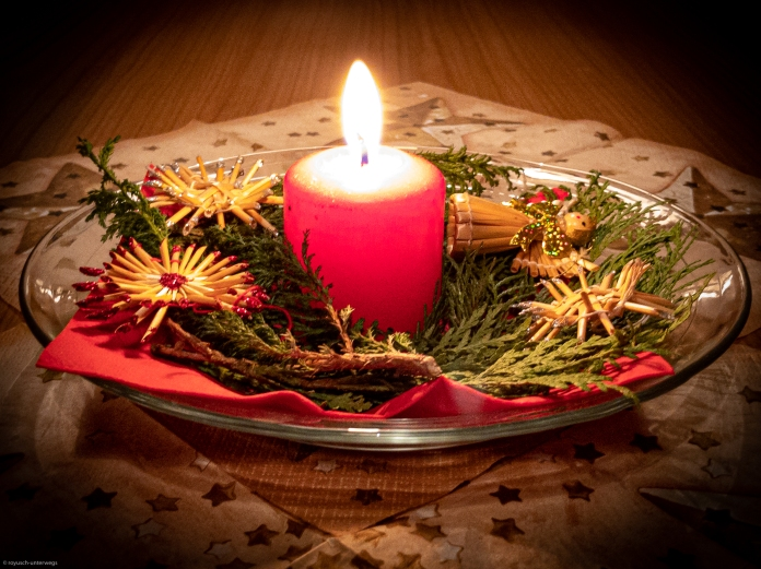 Die Adventszeit ...