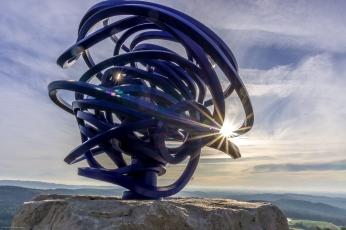 "Skulptur ""Galaxie"""