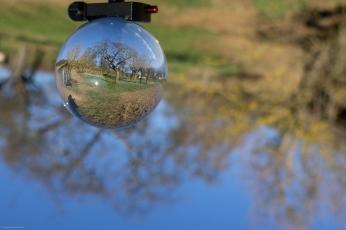 Glaskugelfotografie I