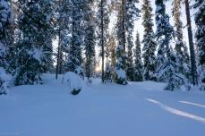 Äkäslompolo / Lappland; Tag 3