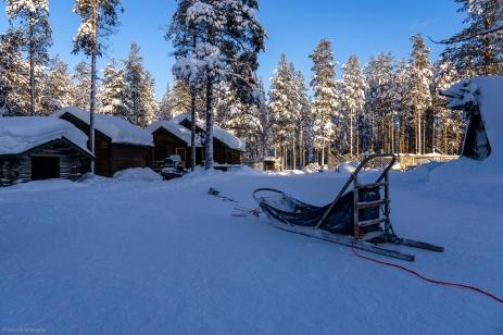 Äkäslompolo / Lappland; Tag 5
