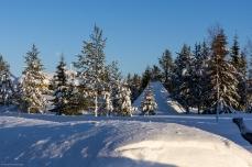 Äkäslompolo / Lappland; Tag 6