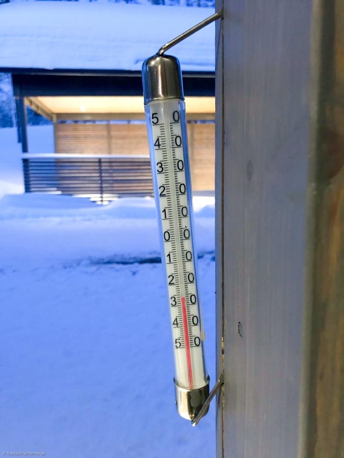 Äkäslompolo / Lappland; Tag 4 Teil 1
