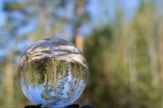 Sebalder Reichswald und Glaskugelbilder