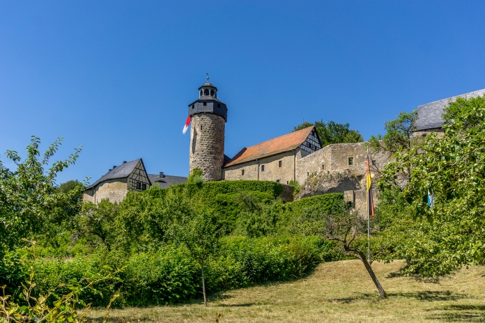 Burgen - Ruinen und Schlösser