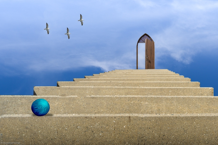"""""""Stairway to Heaven""""(2)"""