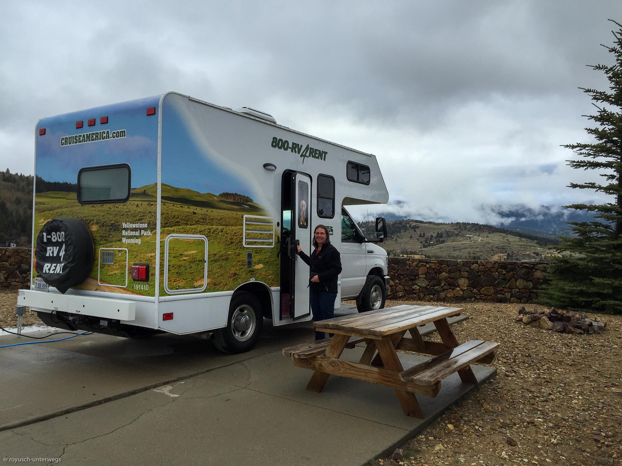 Erfahrungen mit einem Wohnmobil im Südwesten der USA (10) – ROYUSCH